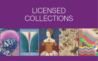 Licensed Collections Katalog